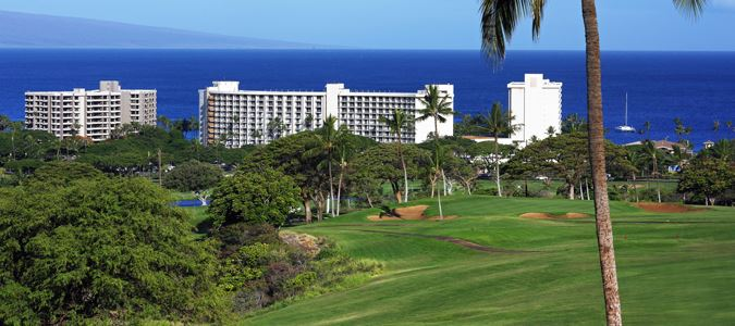 Nearby Kaanapali Golf Course