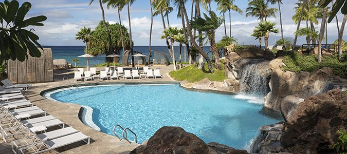 Molokai Pool Deck
