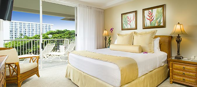 One Bedroom Two Bath Oceanview Premium Suite