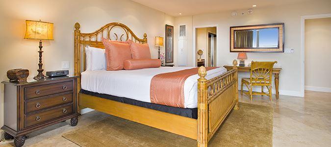 Two Bedroom Two Bath Oceanview Premium Suite