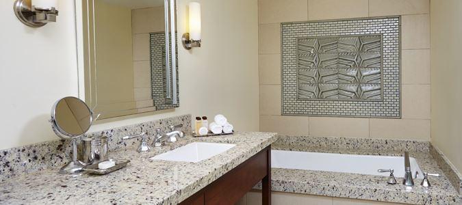 Ocatilla Guestroom Bath
