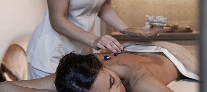 Spa Front Desk