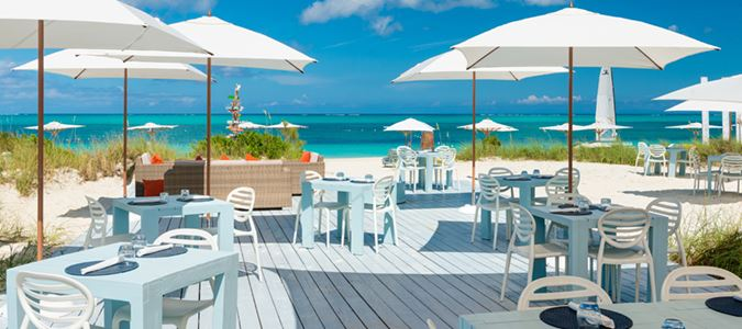 Beach Deck Restaurant