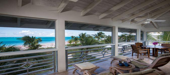 Two Bedroom Deluxe Suite Balcony