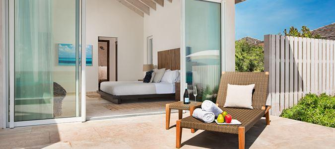 Three Bedroom Beachfront Villa