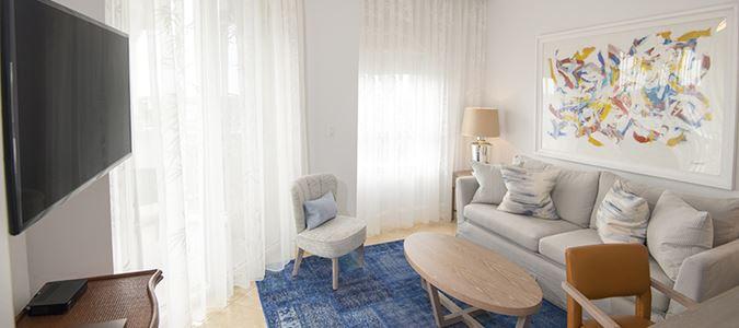 One Bedroom Suite Garden View