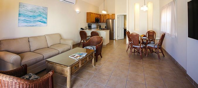 One Bedroom Resort View Suite