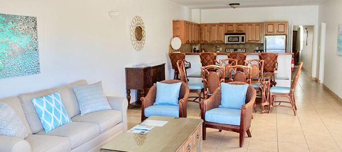 Three Bedroom Resort View Suite