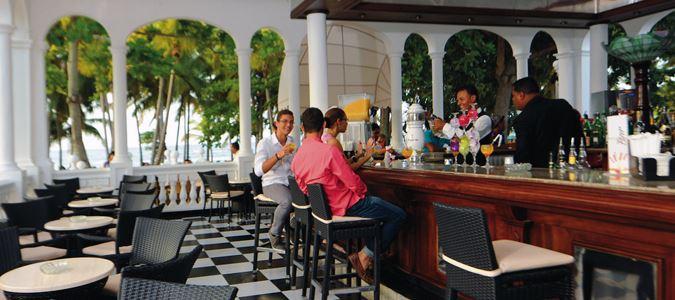 Mangu Poolside Bar