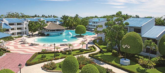 Main Pool and Gardens