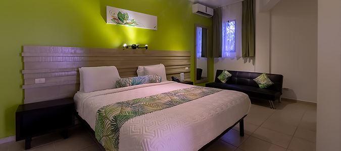 Comfort Guestroom