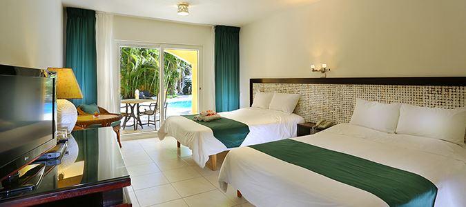 Comfort Oceanside Guestroom