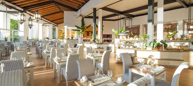 Las Garzas Restaurant