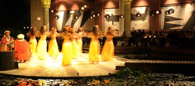 La Plantation Restaurant Evening Entertainment