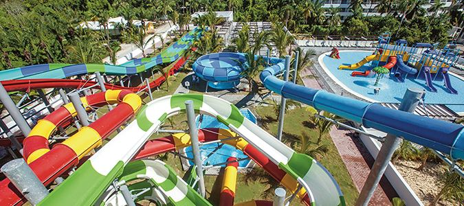 Splash Water World at Riu Resort