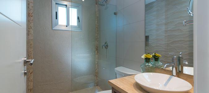 Luxury Condo Bath