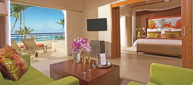 Xhale Club Master Suite Oceanfront