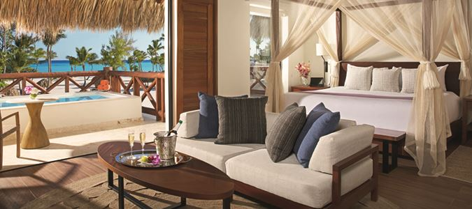 Preferred Club Bungalow Master Suite Oceanfront
