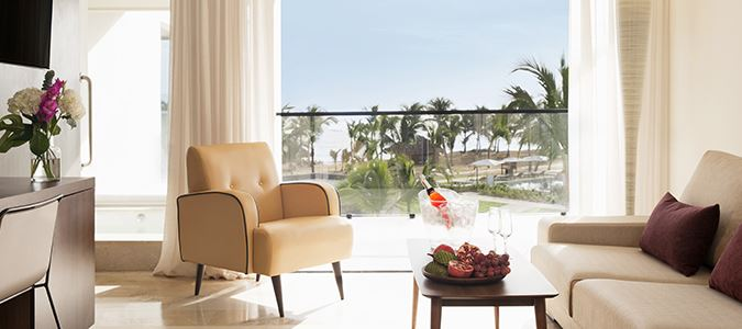 Excellence Club Junior Suite Ocean View