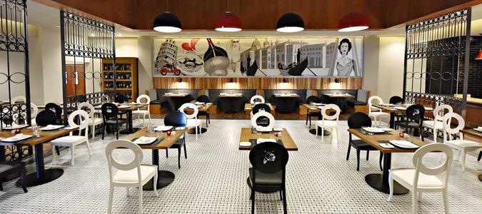 Vespa Restaurant