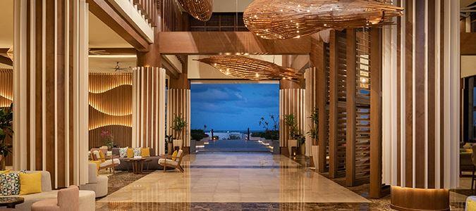 Lobby Balcony Rendering