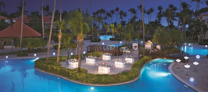 Poolside Receptions