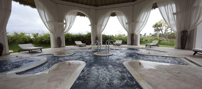Majestic Spa Jacuzzi