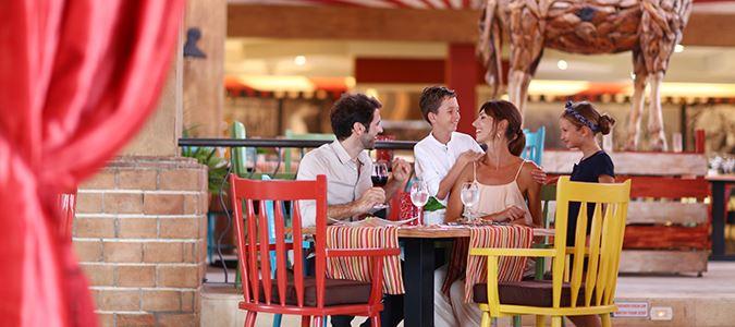Garden Circus Restaurant