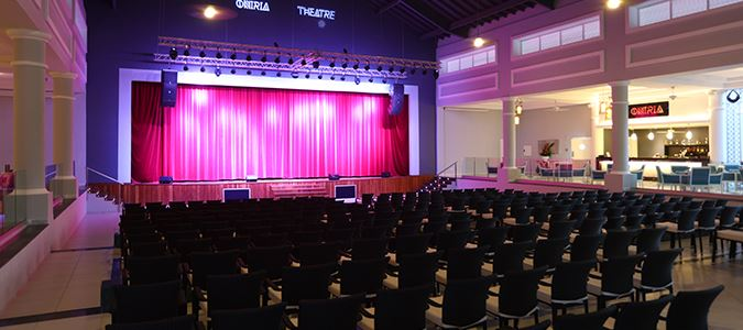 Entertainment Theater