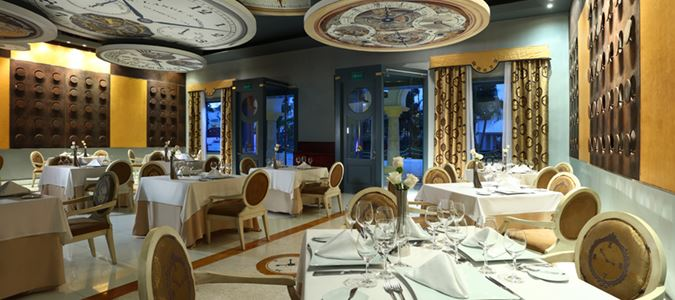 Le Tourbillon Restaurant