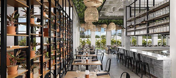 Agua Marina Beach Nation Restaurant