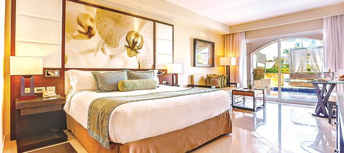 Luxury Swim Out Guestroom