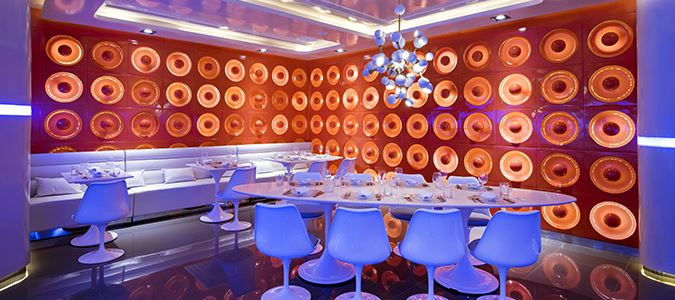Spacewalker Restaurant