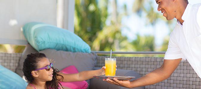 Cabana Beverage Service
