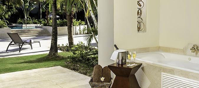 Deluxe Garden View Terrace