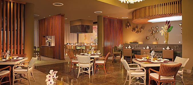 Mercure Restaurant Rendering