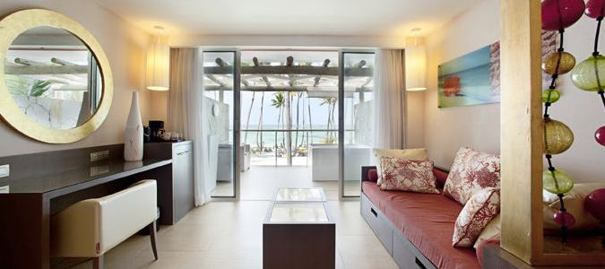 Junior Suite Oceanfront Club Premium