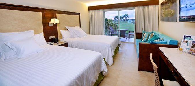 Deluxe Golf Guestroom