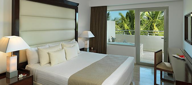 Reserve Beach Junior Suite Oceanfront