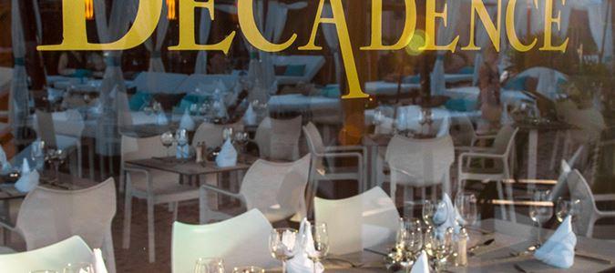 Decadence Restaurant