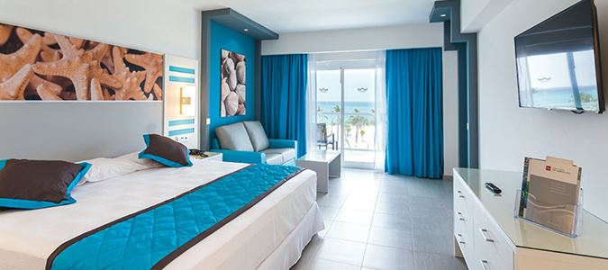 Double Seaview Guestroom