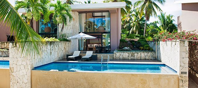 Exclusive Suite with Swimming Pool