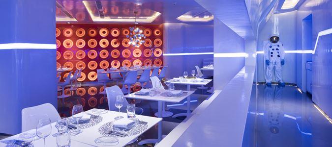Spacewalker Restaurant