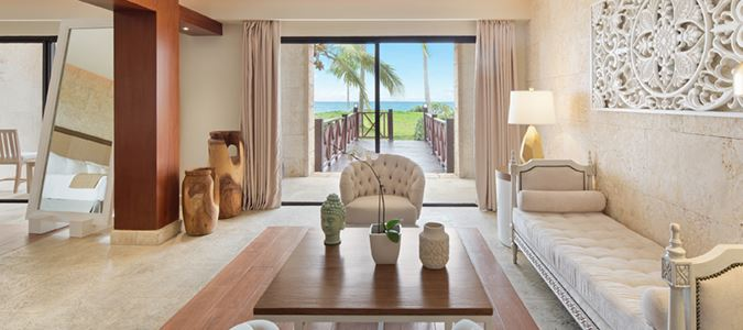 Castle Junior Suite Oceanfront