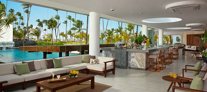 Preferred Club Lounge Rendering