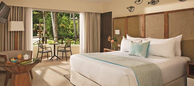 Deluxe Tropical View Guestroom