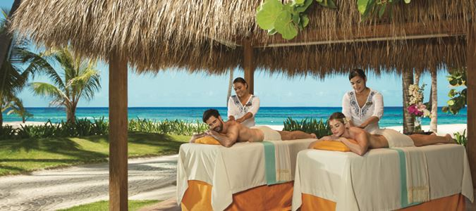 Beach Massages