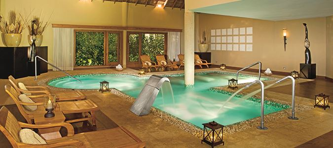 Spa at Zoëtry Agua