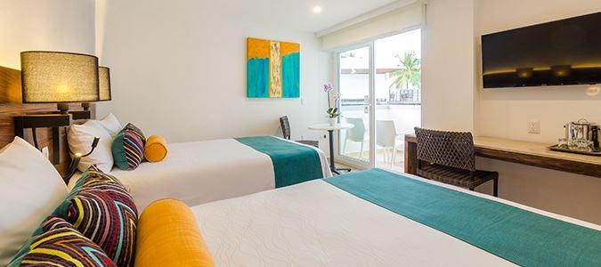 Resort Double Guestroom