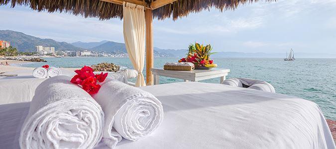 Beachfront Massage